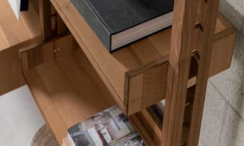 Thumb bookcases