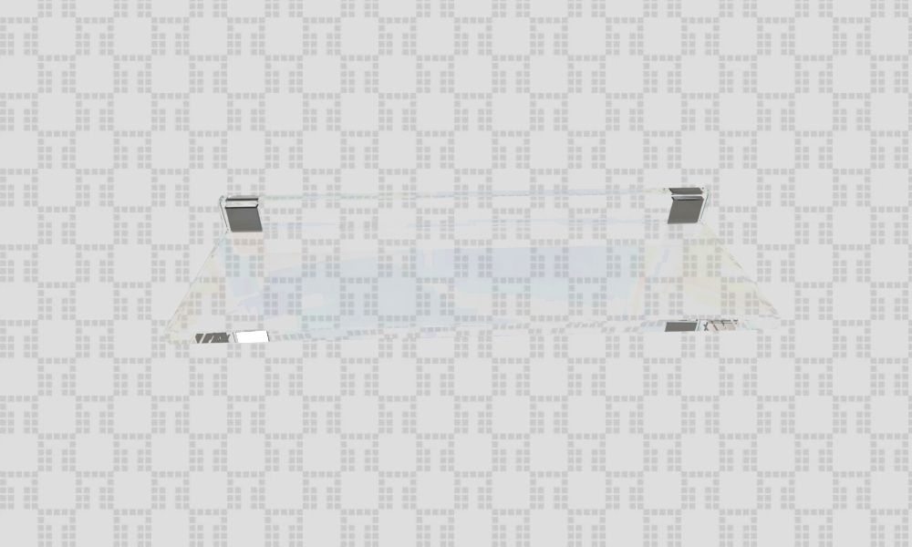 Repisa a pared - Collection Kartell by Laufen | Tilelook