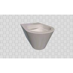 Lavabo Acro Compact.Tilelook 3d Objects