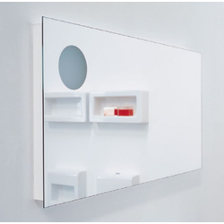 Mirror Flaminia Simple