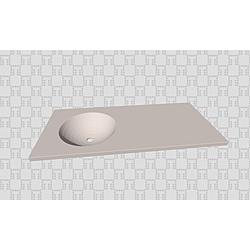 SLIM SOLID L 2 Relax Design Lavabi e Ciotole