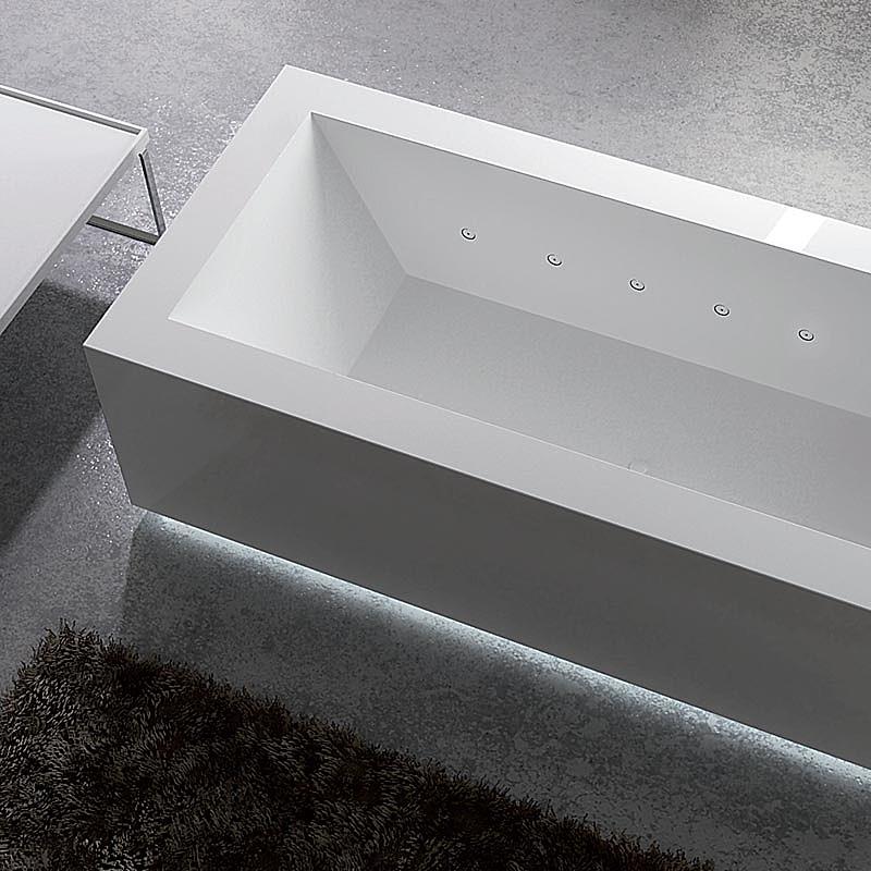 QUADRISSIMA - Kolekce Vasche od Relax Design | Tilelook