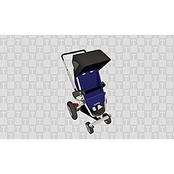 1455017629486-Pushchair Tilelook Generic Accessories