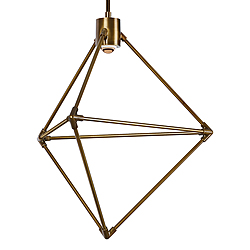 candora 19 chandelier Rolando Luci Chandelier