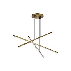 essence trio linear Rolando Luci Essence linear suspension