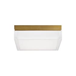 boxie large flush mount Rolando Luci boxie flush mount