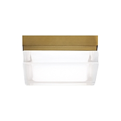 boxie small flush mount Rolando Luci boxie flush mount