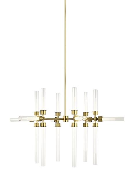 Linger 18 Light - Collection Chandelier by Rolando Luci   Tilelook