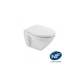 Cetus 48 wall mounted toilet Sanindusa Cetus