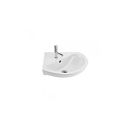 50 Easy corner wall mounted basin Sanindusa Easy