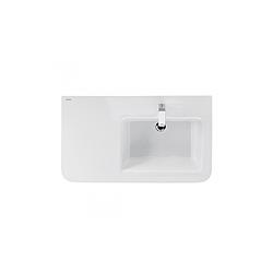 90 Advance wall mounted basin Sanindusa Advance