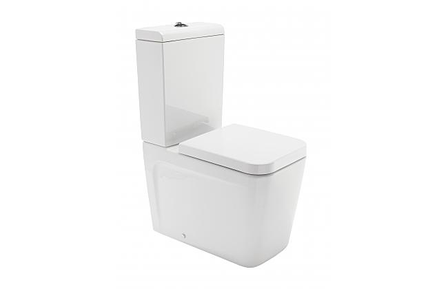 W|D close coupled toilet - Coleção Advance por Sanindusa | Tilelook