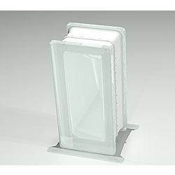 DESIGN neutro R09 T Seves Glassblock Design Line