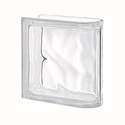 DESIGN neutro Q19 TER LINEARE O - Collectie Design Line van Seves Glassblock | Tilelook