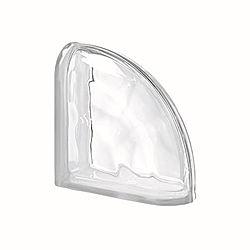 DESIGN neutro Q19 TER CURVO O - Collectie Design Line van Seves Glassblock | Tilelook