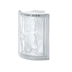 DESIGN neutro Q19 ANGOLARE O - Collezione Design Line di Seves Glassblock | Tilelook