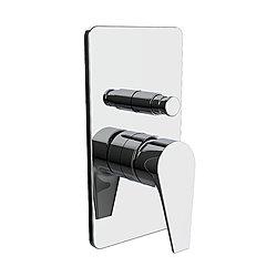25010 Monocomando incasso con deviatore automatico - Collezione Brio Tre di F.lli Frattini | Tilelook