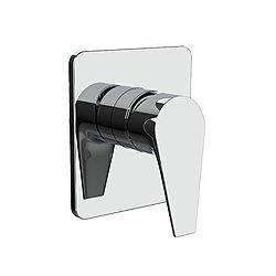 25016 Monocomando incasso per doccia - Collezione Brio Tre di F.lli Frattini | Tilelook