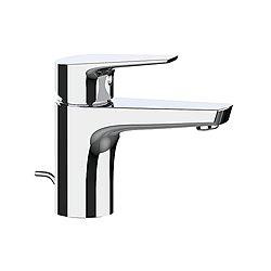 25054 Monocomando per lavabo con scarico - Collection Brio Tre by F.lli Frattini | Tilelook