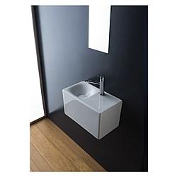 42x24 washbasin - Collezione Cube di Scarabeo   Tilelook
