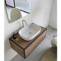 Washbasin 56x39 Scarabeo Glam