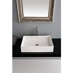 Washbasin 60.5x38.5 - Collezione Theorem di Scarabeo   Tilelook