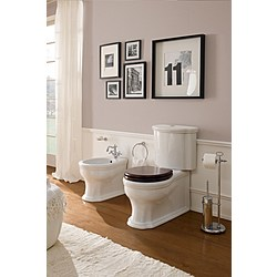 Castellana monobloc toilet Scarabeo Castellana