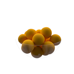 Oranges in a bowl Tilelook Generic Accessories