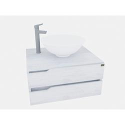 SPADA GLACIAL+MANANTIAL BL+LVM ASIS ALTO Pisende Mobiliario baño