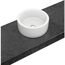 Surface-mounted Washbasin Round Villeroy & Boch Architectura