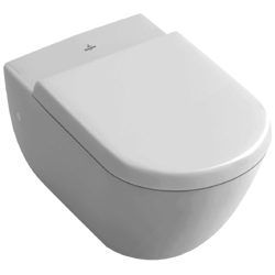 Wall-mounted toilet Villeroy & Boch Subway
