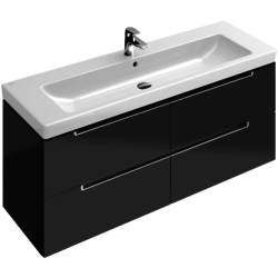 "Vanity washbasin 51"" Angular Villeroy & Boch Subway"