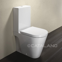 Close-coupled WC Catalano Zero