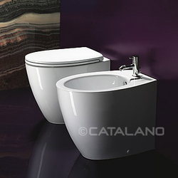 Single-hole bidet Catalano Velis