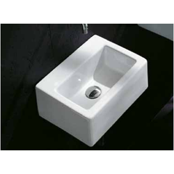 Bench-Wall Hung Basin Flaminia Acquagrande