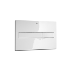 Single flush operating plate Roca In-Wall