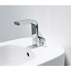 Single-hole bidet mixer Flaminia Nokè