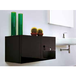 Wall hung cabinet 90 Flaminia Simple
