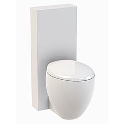 Ceramic cistern W/ mechanism 39x14x91 - Kolekcja  Egg  Valadares | Tilelook