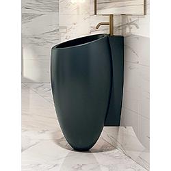 Washbasin with integrated pedestal Egg - Kolekcja  Bathtubs  Valadares | Tilelook