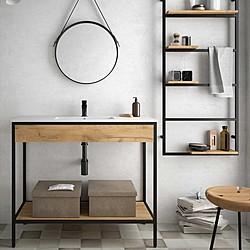 Mueble 850 Con Faldon-Vinci colecții de la  Salgar | Tilelook