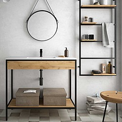 Mueble 1200 Con Faldon-Vinci colecții de la  Salgar | Tilelook