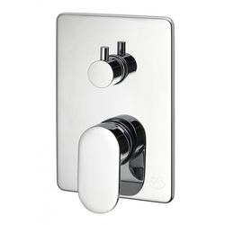 Three ways built-in shower IB Rubinetti KH-02