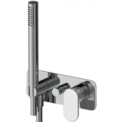Two ways built-in shower with hand shower IB Rubinetti KH-02