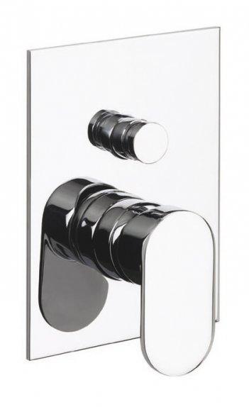 Two ways built in shower collezione superbox di ib for Seresi arredo bagno camerano an