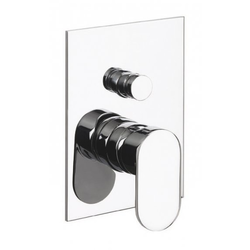 Two ways built-in shower  IB Rubinetti SuperBox