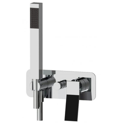 Two ways built-in shower with hand shower  IB Rubinetti Wave