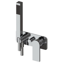 Two ways built-in shower with hand shower IB Rubinetti KH-03