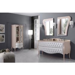 VANITY DUETTO 01 - Collezione Style&Deco di Legnobagno   Tilelook