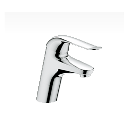 "Single-lever basin mixer 1/2"" Grohe Euroeco"